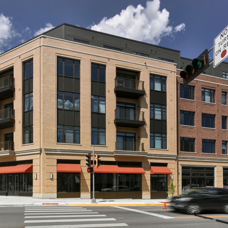 1722 Albert Street Apartments: Krupp General Contractors