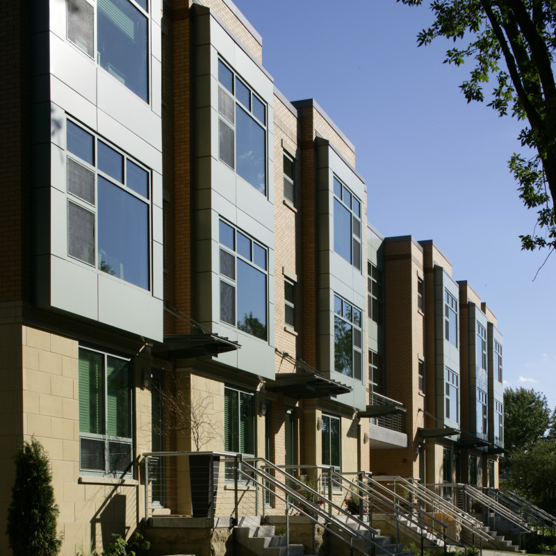 Nolen Shore Townhomes, Madison, WI