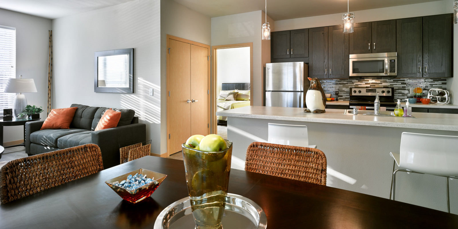 Turnberry Apartments kitchen